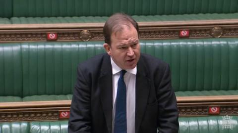 Jesse Norman MP speaking in the House of Commons